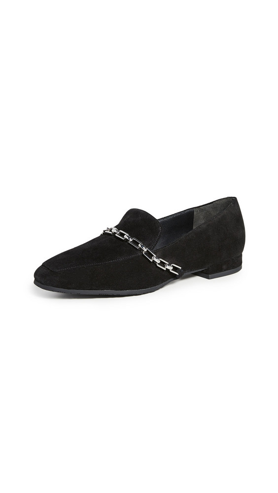 Stella Luna Lenny with Chain Loafers in black