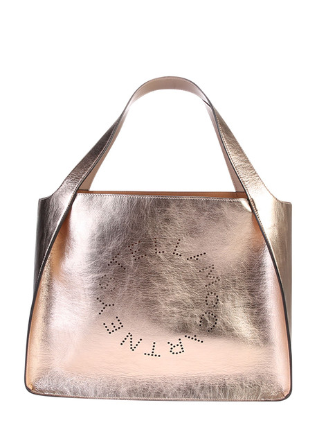 Stella McCartney Tote Bag in metallic