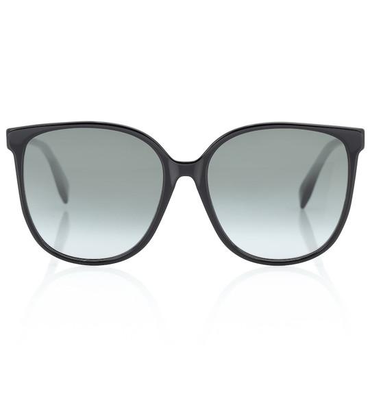 Fendi x Gentle Monster square sunglasses in black