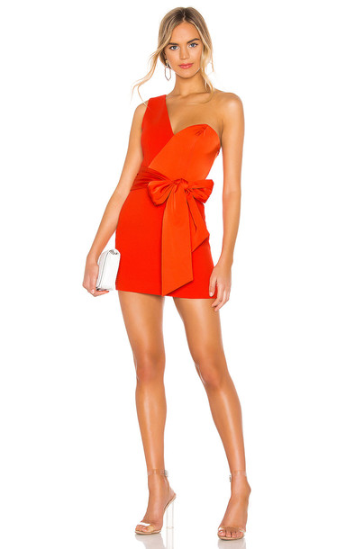299acaa0d NBD Jasper Mini Dress in red - Wheretoget