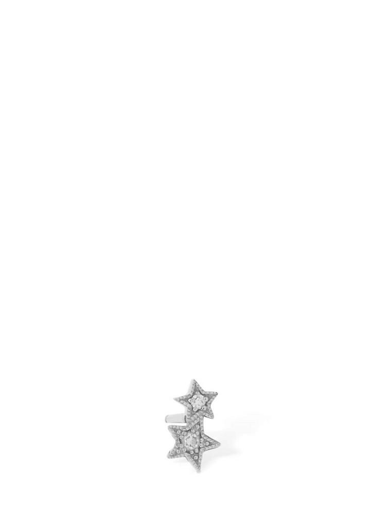 STONE PARIS Stardust Gold & Diamond Mono Earring