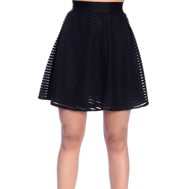 Armani Collezioni Armani Exchange Skirt Skirt Women Armani Exchange in black