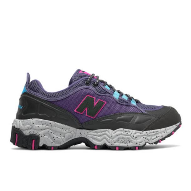New Balance 801 Men's Running Classics Shoes - Purple/Green (ML801GLD)