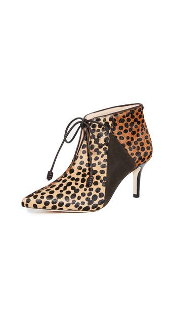 Ulla Johnson Mia Booties in leopard
