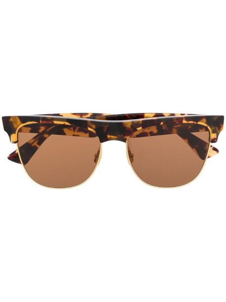Bottega Veneta Eyewear The Original 03 sunglasses in brown