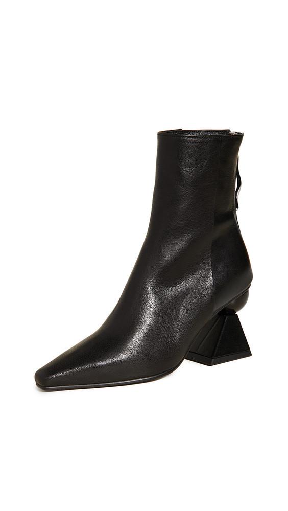Yuul Yie Amoeba Glam Heel Boots in black