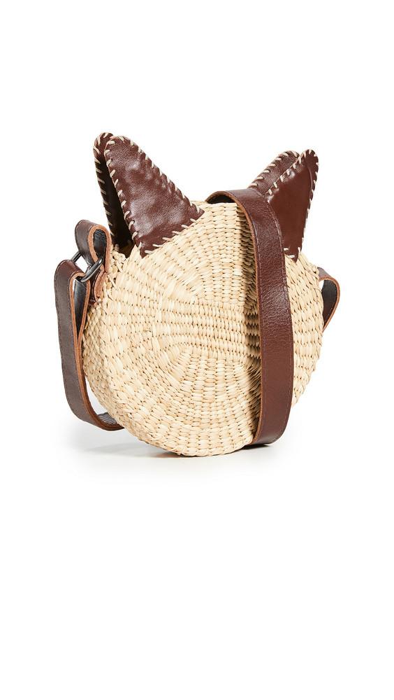 Nannacay Cat Bag in natural