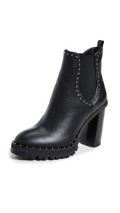 heel,chelsea boots,black,shoes