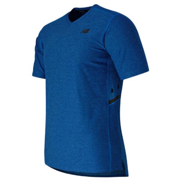 New Balance 53031 Men's Shift Short Sleeve Top - (MT53031)