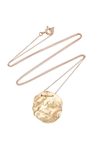 Pascale Monvoisin Izia Necklace in gold