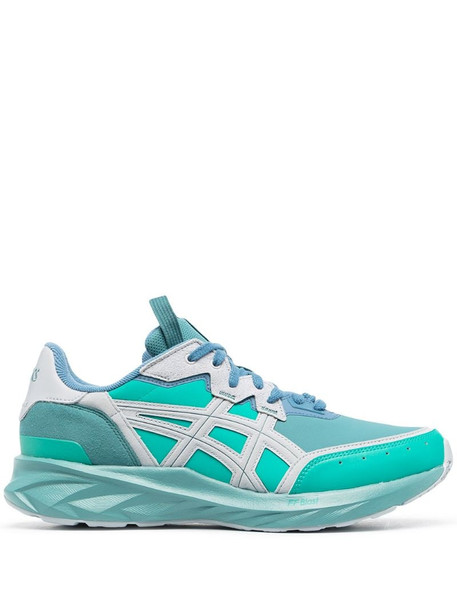 ASICS low top Tarther Blast sneakers in blue
