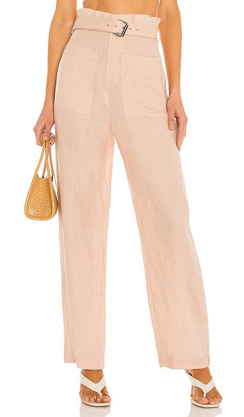 Tularosa Paloma Pant in Neutral in natural