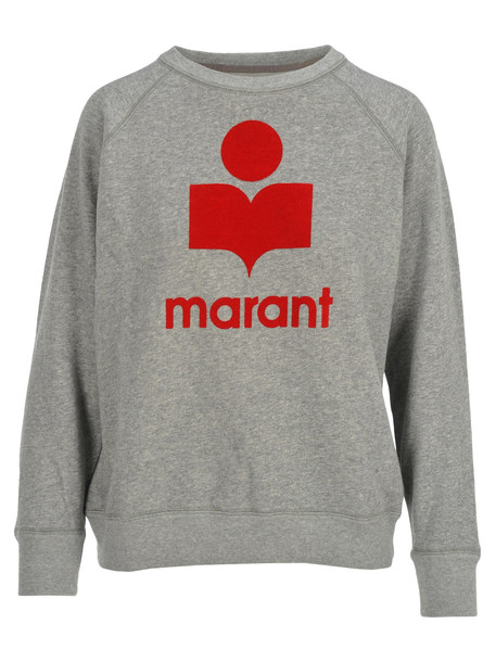 Isabel Marant Étoile Im Etoile Milly Sweatshirt in grey
