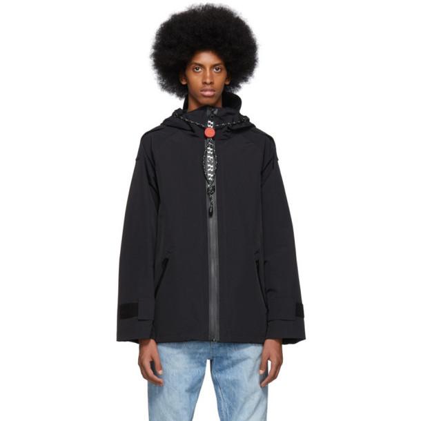 Burberry Black Roberts Jacket
