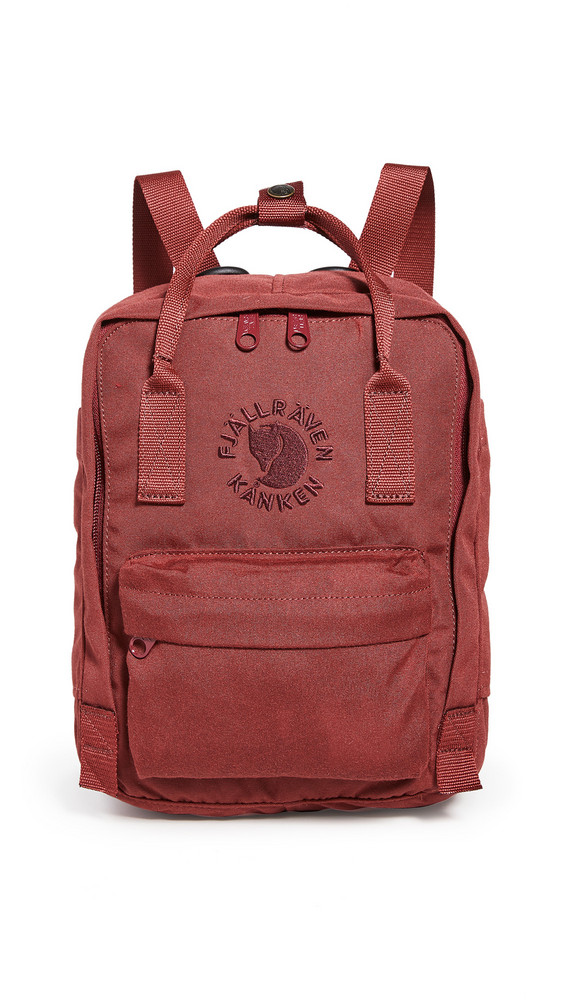 Fjallraven Re-Kanken Mini Bag in red
