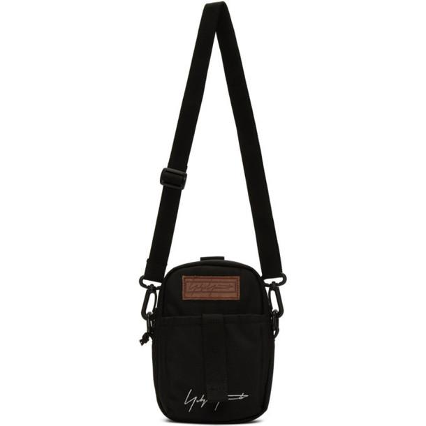 Yohji Yamamoto Black New Era Edition Crossbody Bag