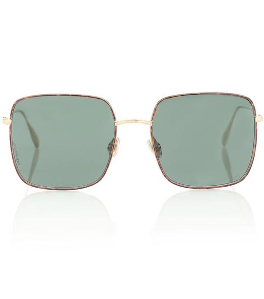 Dior Eyewear DiorStellaire1 square sunglasses in green