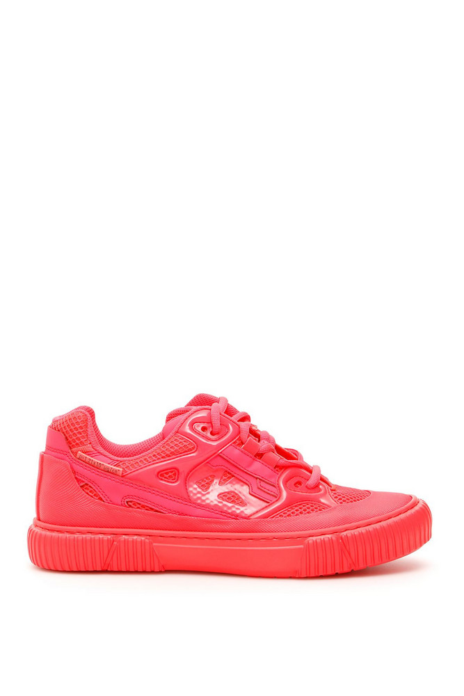 Both Classic Runner Sneakers in pink / fuchsia