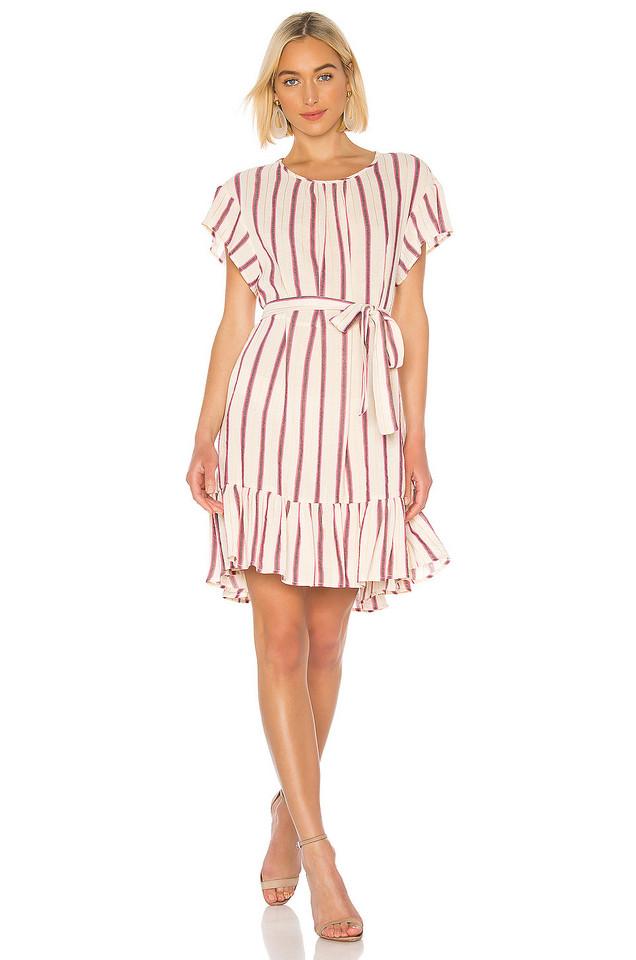 RAVN Bambina Dress in cream