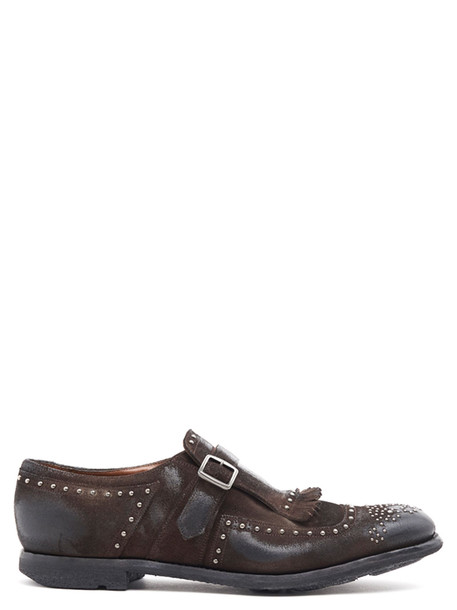 Church's 'shangai' Lace Up Shoes in brown
