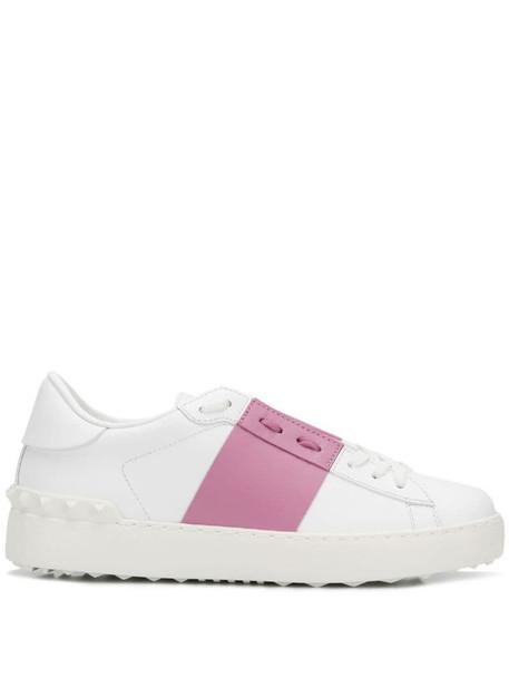 Valentino Garavani Open sneakers in white