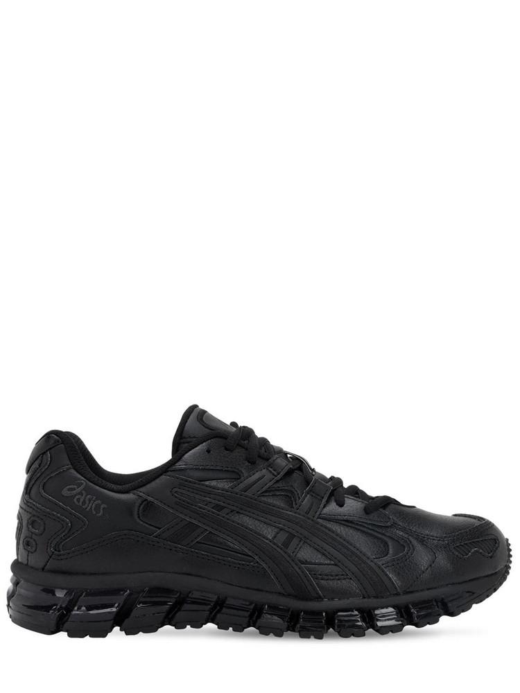 ASICS Gel-kayano 5 360 Leather Sneakers in black