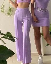 pants,lavender,purple,fancy pants