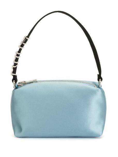 Alexander Wang logo mini bag in blue