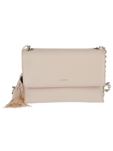 Lanvin Small Sugar Shoulder Bag in pink