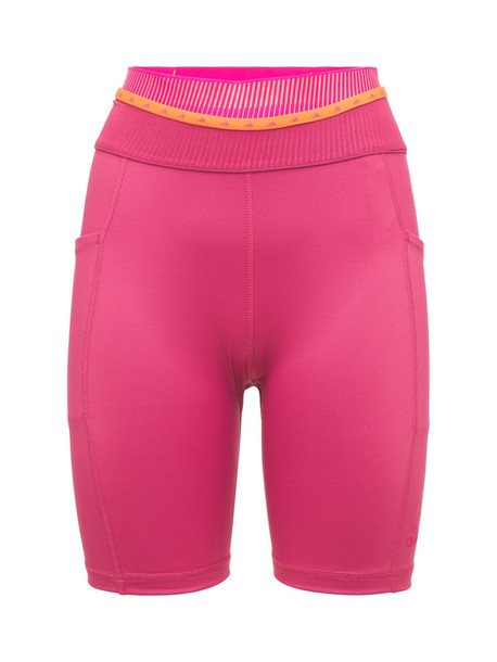 ADIDAS PERFORMANCE Tf Brnd 7in Shorts in pink