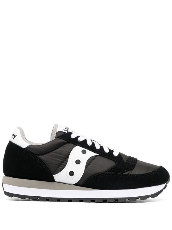 Saucony Jazz Original low-top sneakers in black