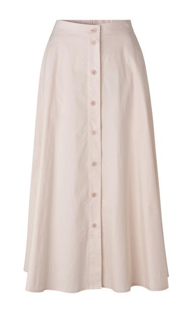 Samsøe Samsøe Barbara Long Skirt Size: XXS in pink