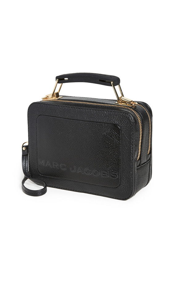 The Marc Jacobs The Box 20 Bag in black