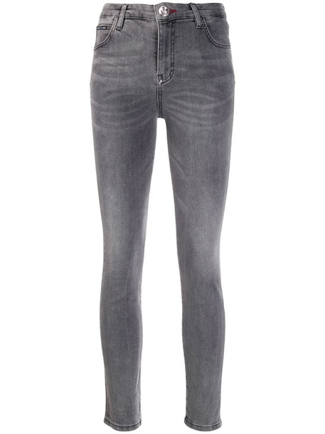 Philipp Plein Slim Fit Original jeans in grey