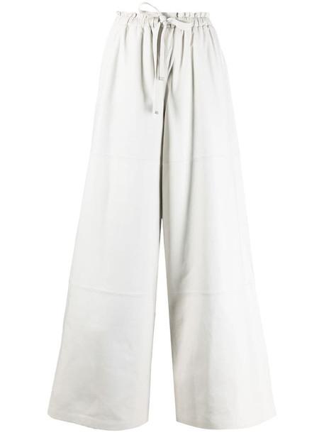 Desa 1972 wide-leg trousers in white