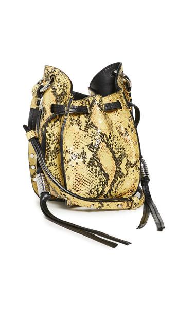 Isabel Marant Radji Bag in yellow