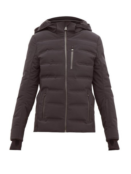 Aztech Mountain - Nuke Quilted Ski Jacket - Womens - Black
