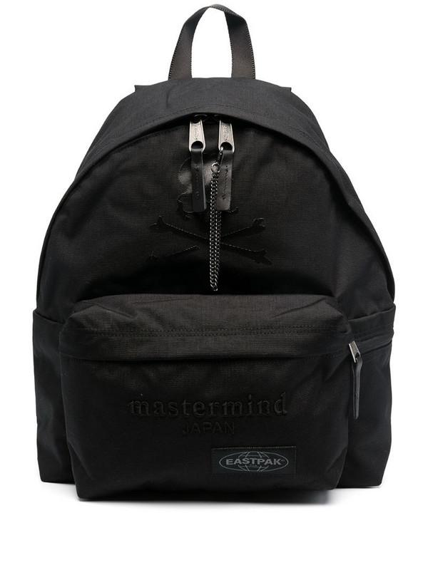 Eastpak x Mastermind skull-print backpack in black