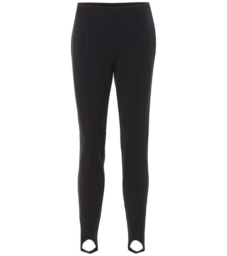 Bogner Elaine ski leggings in black