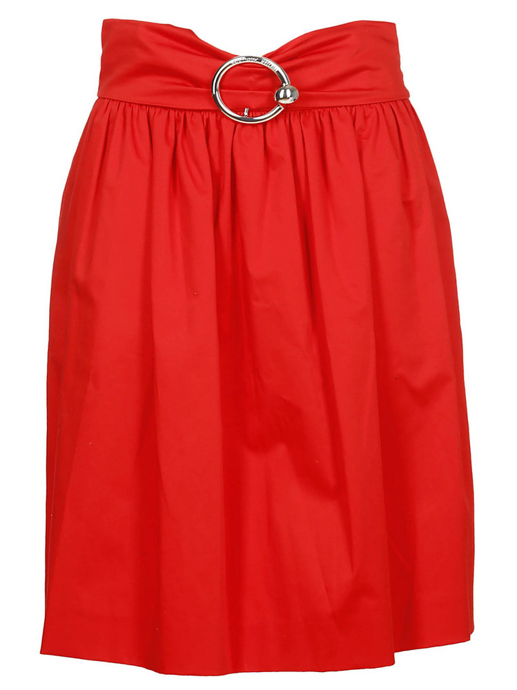 Boutique Moschino Skirt in red
