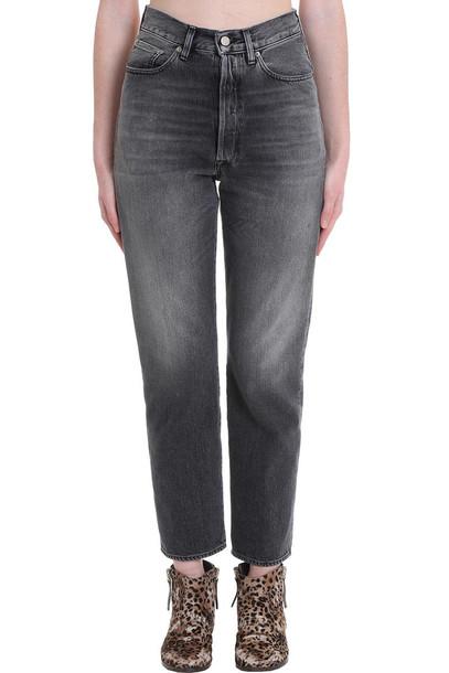 Golden Goose Judy Jeans In Black Denim
