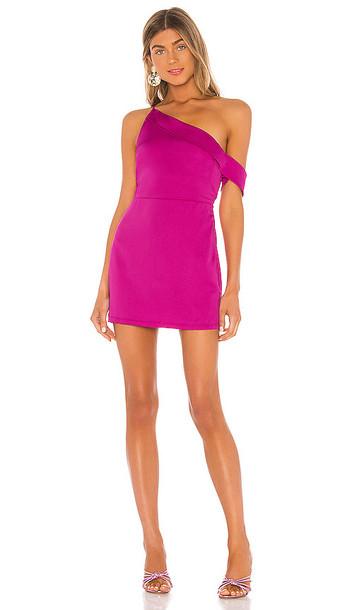 superdown Keyonne Mini Dress in Pink