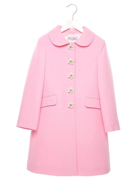 Dolce & Gabbana Coat in pink