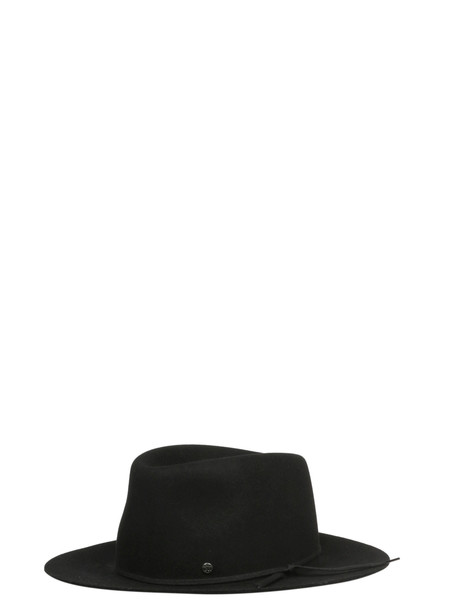 Maison Michel Hat in black