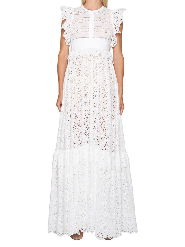 Elie Saab Dress in white