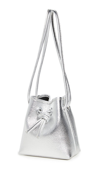 Vasic Bondi Mini Mini Bag in silver
