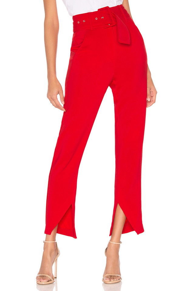 C/MEO Take Today Pant in red