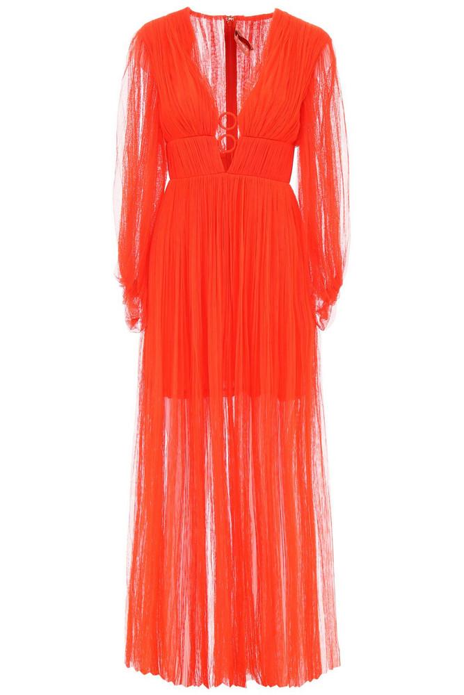 Maria Lucia Hohan Astoria Dress in red