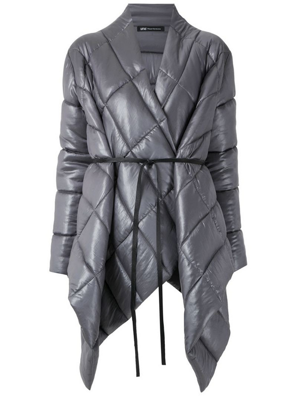 Uma - Raquel Davidowicz Dumbo oversized puffer jacket in grey