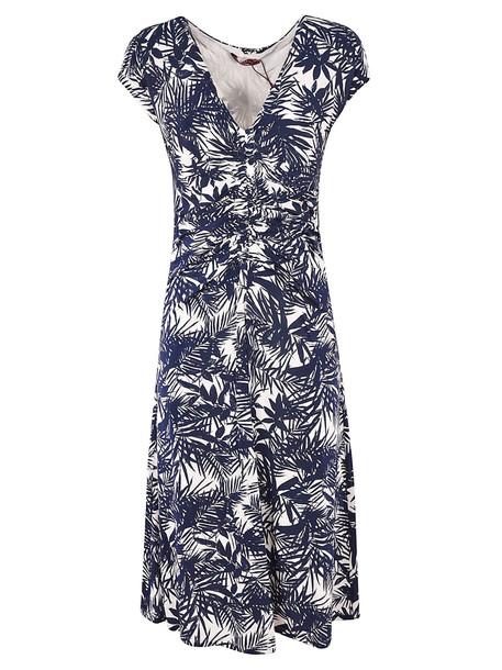 Max Mara Studio Tilly Dress in blue